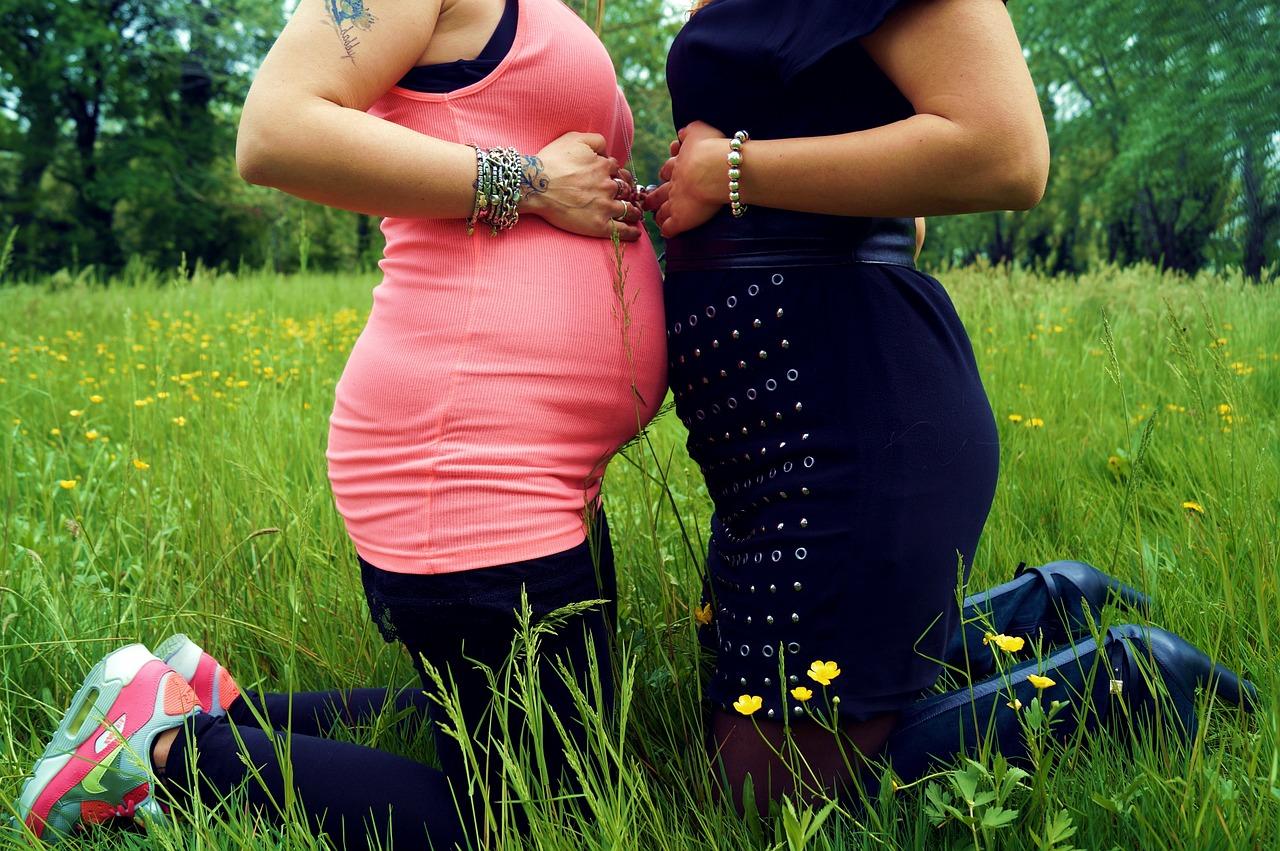 look sport femme enceinte