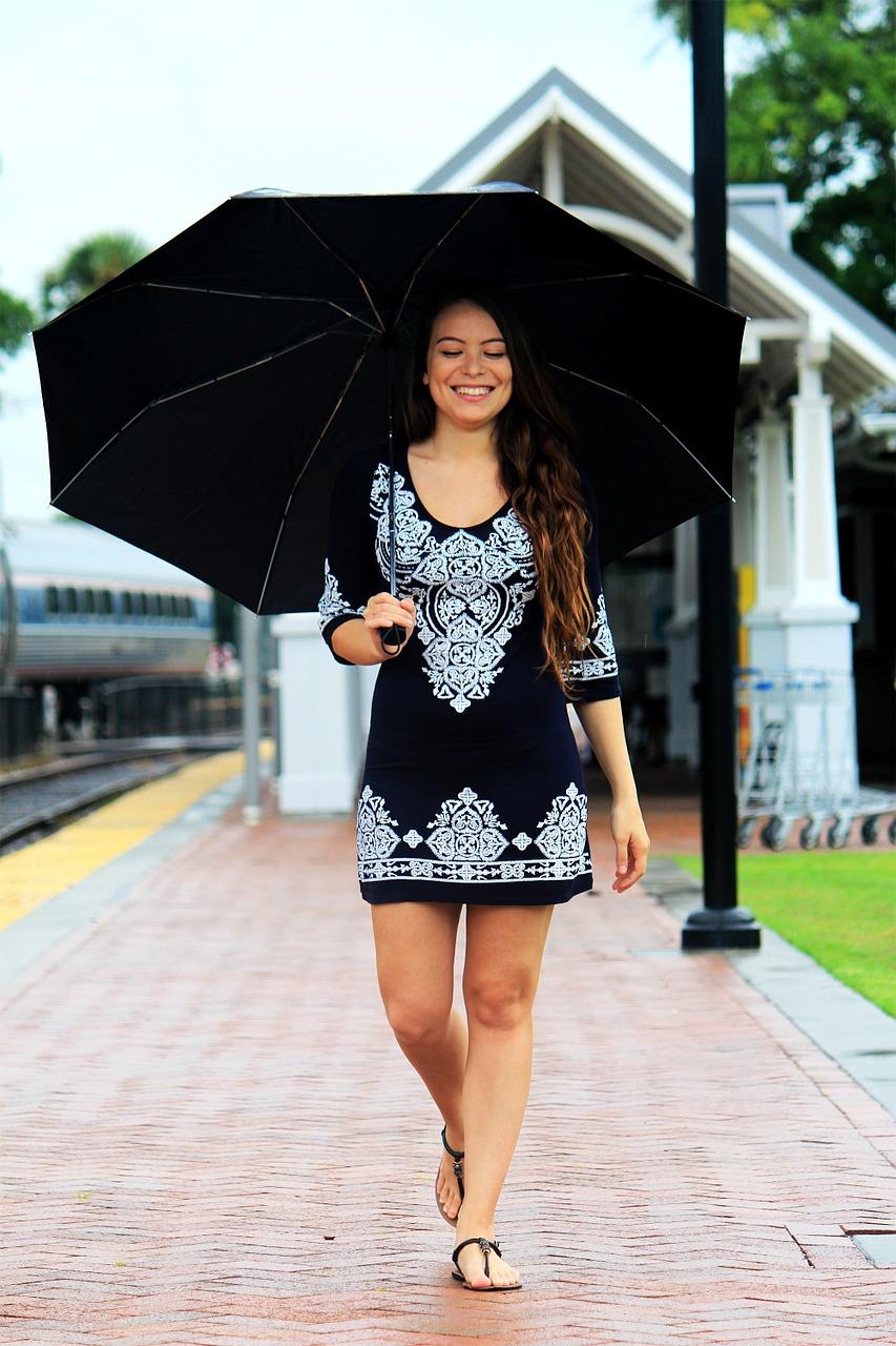 tunique-noir-robe-fille